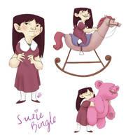 Suzie Cutie by Lelpel
