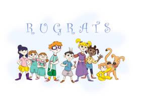 Rugrats by Lelpel