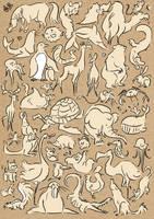 Animalia by Lelpel