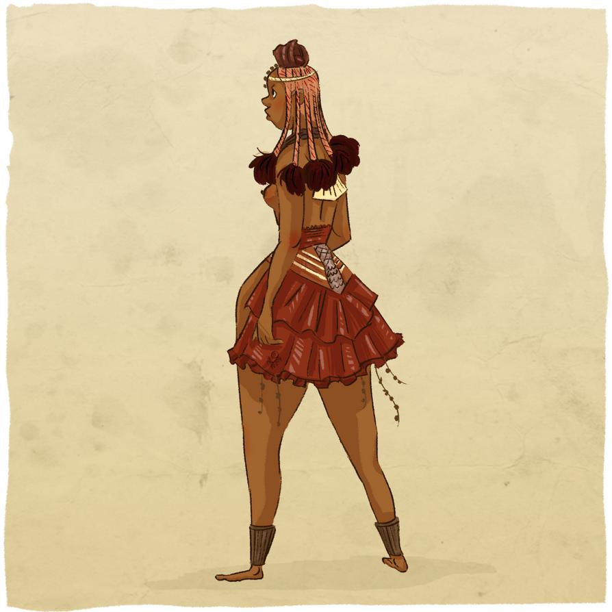 """Résultat de recherche d'images pour """"himba namibie illustration"""""""