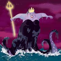 Ursula by Lelpel