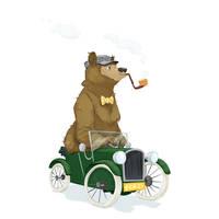 Bear by Lelpel
