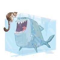 Shark Tank by Lelpel