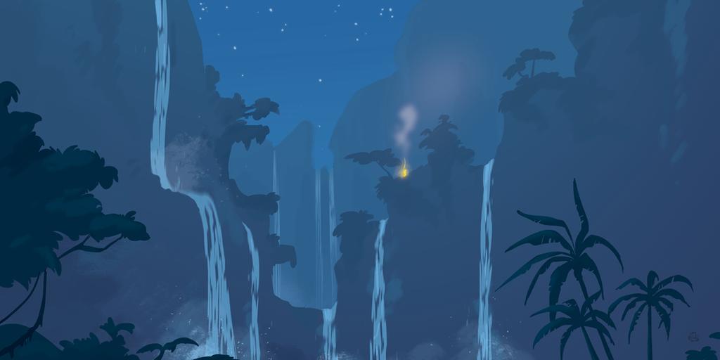 Tarzan by Lelpel