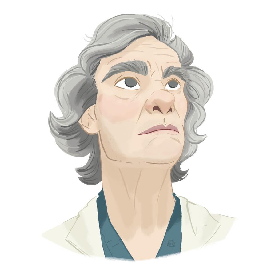Dr Nealon by Lelpel