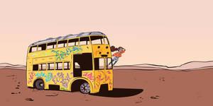 Wheels on the bus by Lelpel