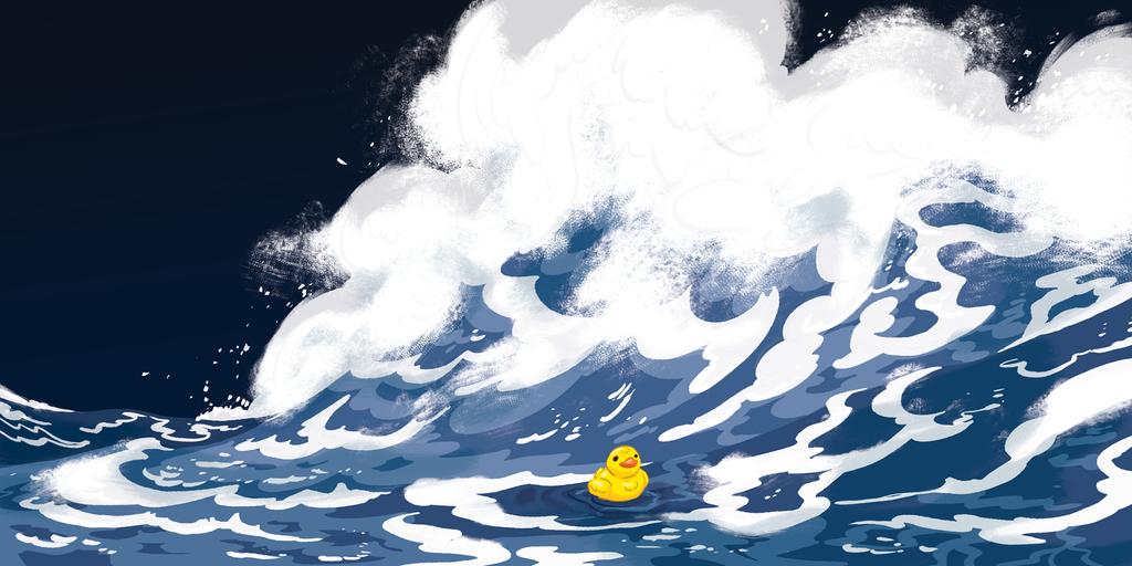 Duckys Adventure by Lelpel