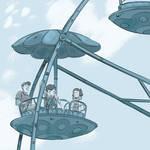 Beware the Ferris Wheel by Lelpel