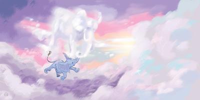 Dumbo! by Lelpel