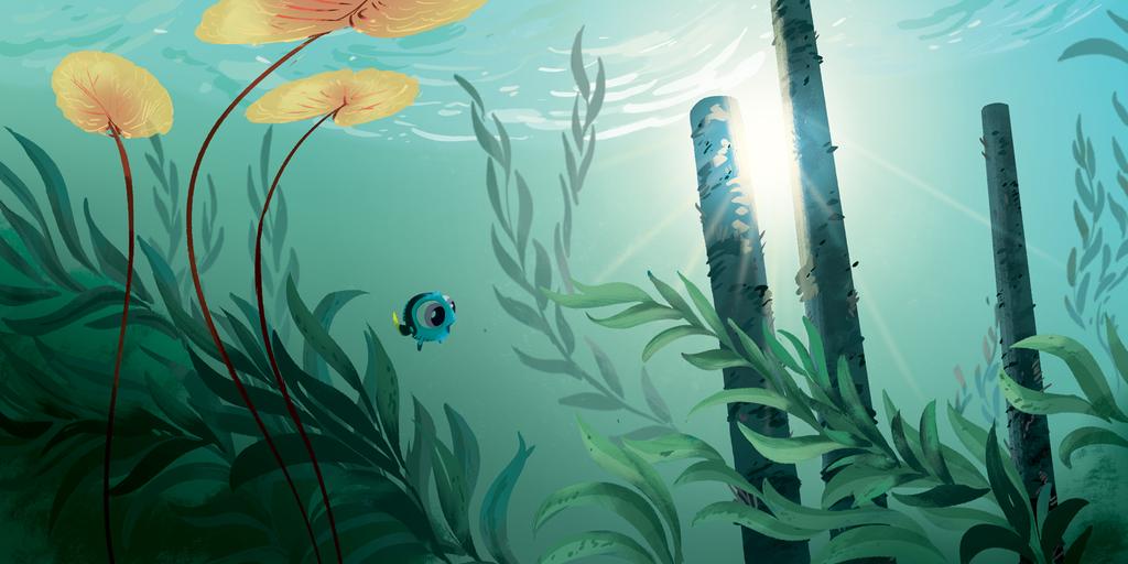 Finding Dory by Lelpel