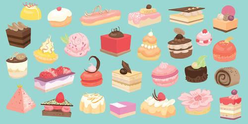 Dessert 2.0 by Lelpel