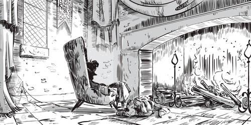 The storyteller by Lelpel