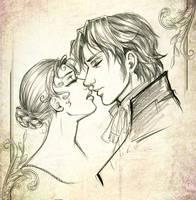 Oh Mr. Darcy... by ninjafaun