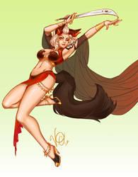 The Lovely Kaveh by ninjafaun