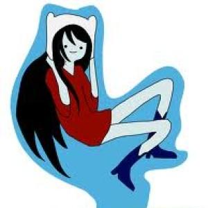 Marceline Finns Profile Picture Finn The Vampire Queen