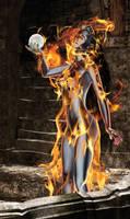 Orgiana - Goddess of Darkness