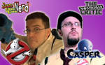 AVGN NC Ghostbusting Title
