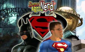 AVGN Batman-Superman Title by x-Destinys-Force-x