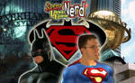 AVGN Batman-Superman Title