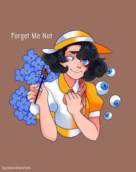 Forget me not by ijustwannahavefunn