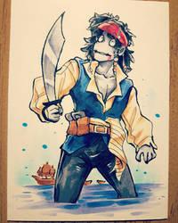 Captain Jeff by ijustwannahavefunn