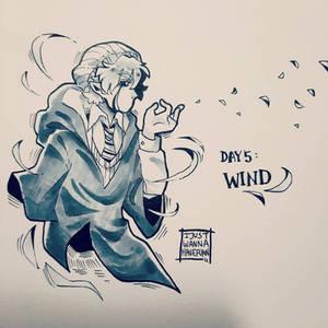 Day 5: Wind