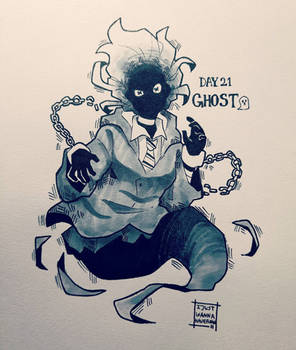 Day 21: Ghost