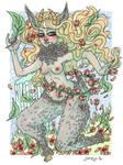 Lady Faun by yfrontninja