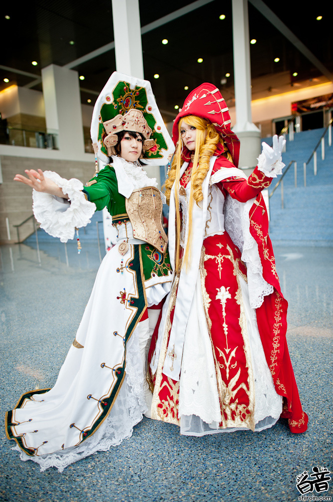 Trinity Blood- Two Empires by mingswly
