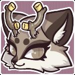 Headshot Icon: Voo by quartz-witch