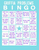 Griffia Problems Bingo Template by quartz-witch