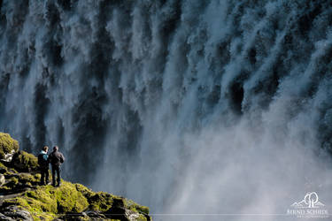 Majestic Dettifoss by BSGuyIncognito