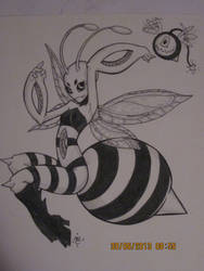 Quinn commission by flyingjr688