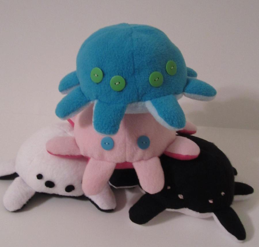 Octopiders by morbidvoid