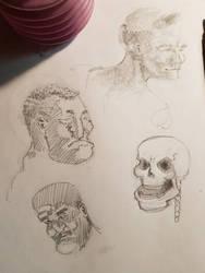 A few more faces
