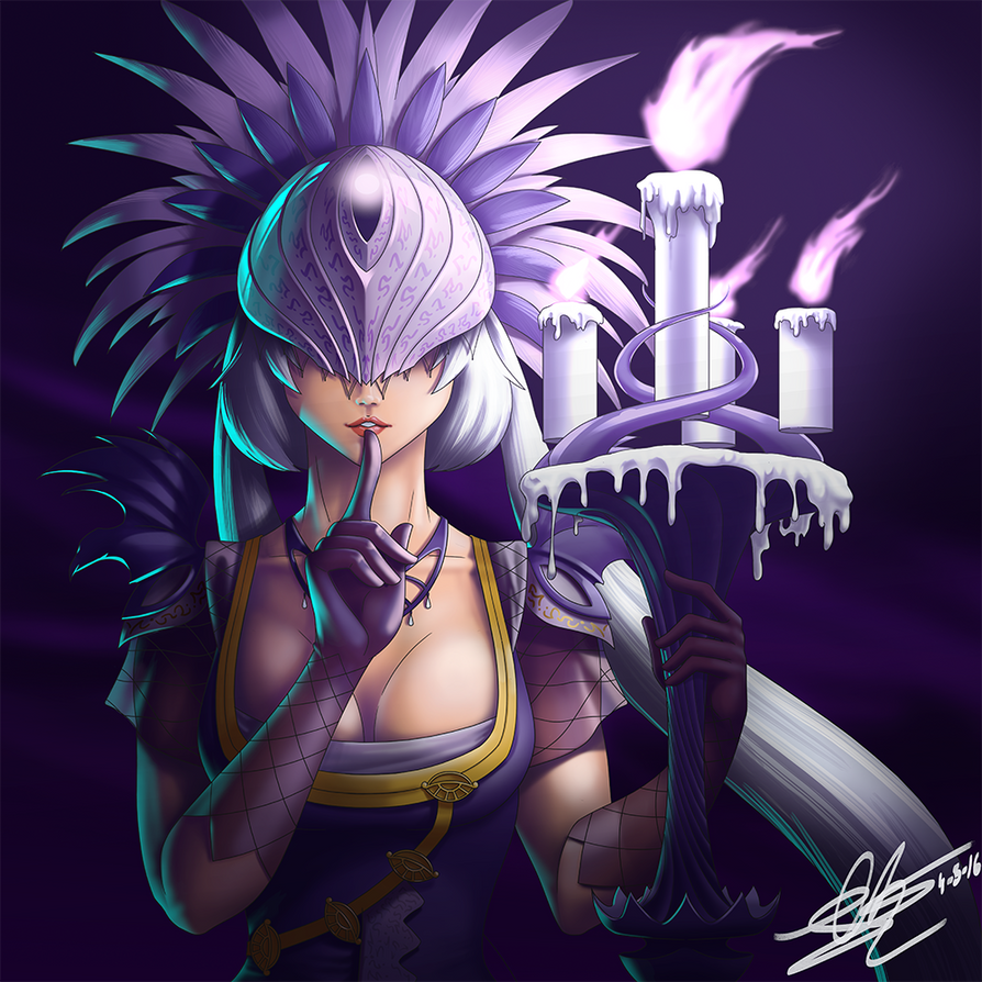 Nox goddess of the night by ioshkun on deviantart nox goddess of the night by ioshkun stopboris Gallery