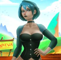 Drama Island - Gwen 72