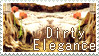 Dirty Elegance Stamp by Kamidoudou