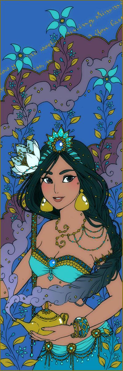 Disney BM : Ce Reve Bleu by Kamidoudou
