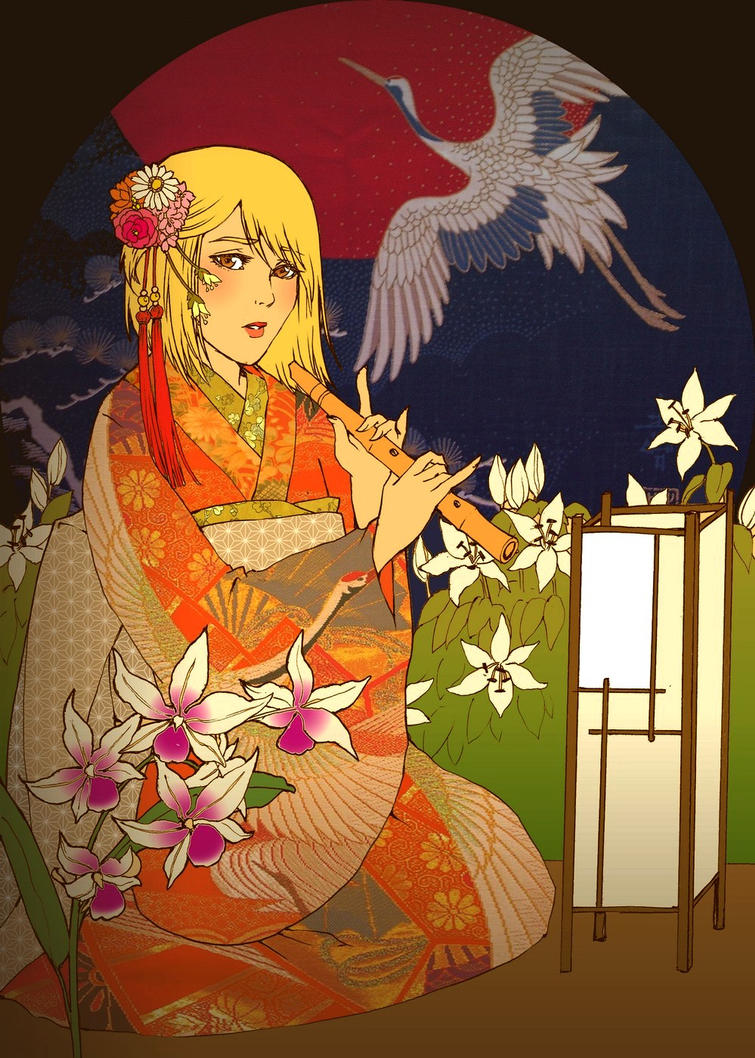 Com : Ayano by Kamidoudou