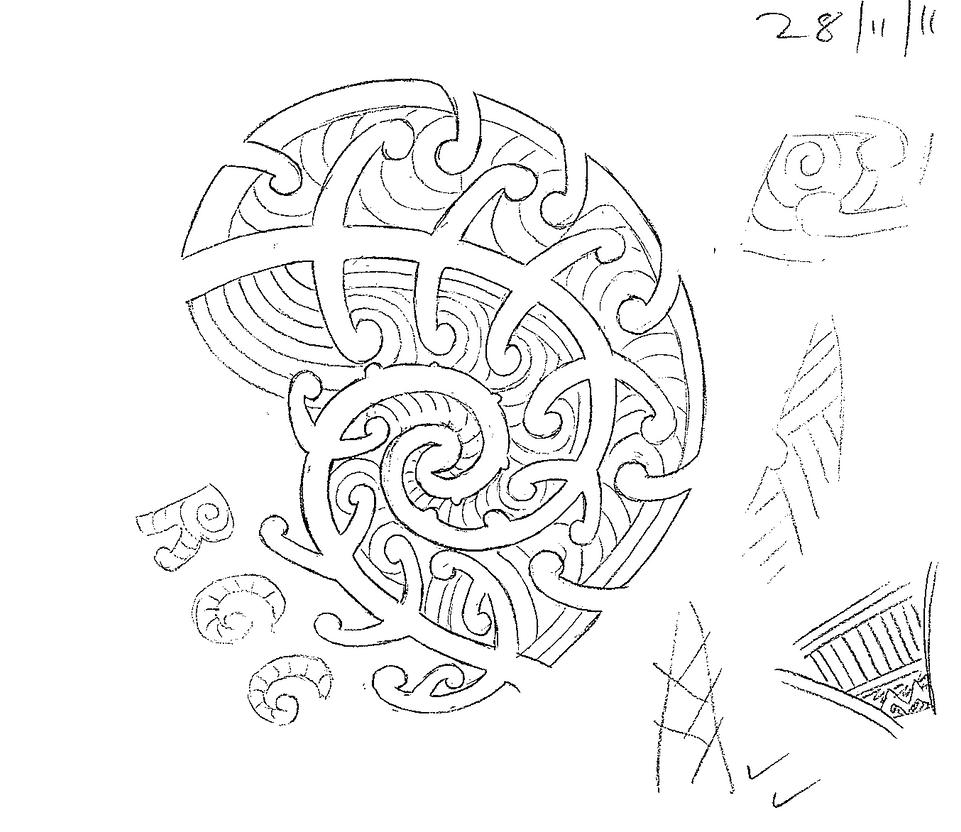 Maori Tattoo Designs Wallpaper: Maori Tattoo Design By Blackspindl8 On DeviantArt
