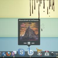CD cover in Docky by MastroPino