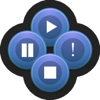 Humanity Music Applet Icons by MastroPino