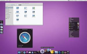 My Desktop - April by MastroPino