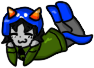 nepeta doll by BreezesDoodles