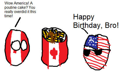 Happy 150th, Canada! by StrayberryFilling