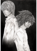 DN- L and Raito by Dimaa