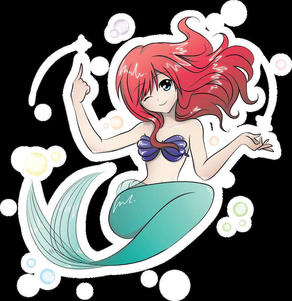 .:Ariel:. by NamiNamiz