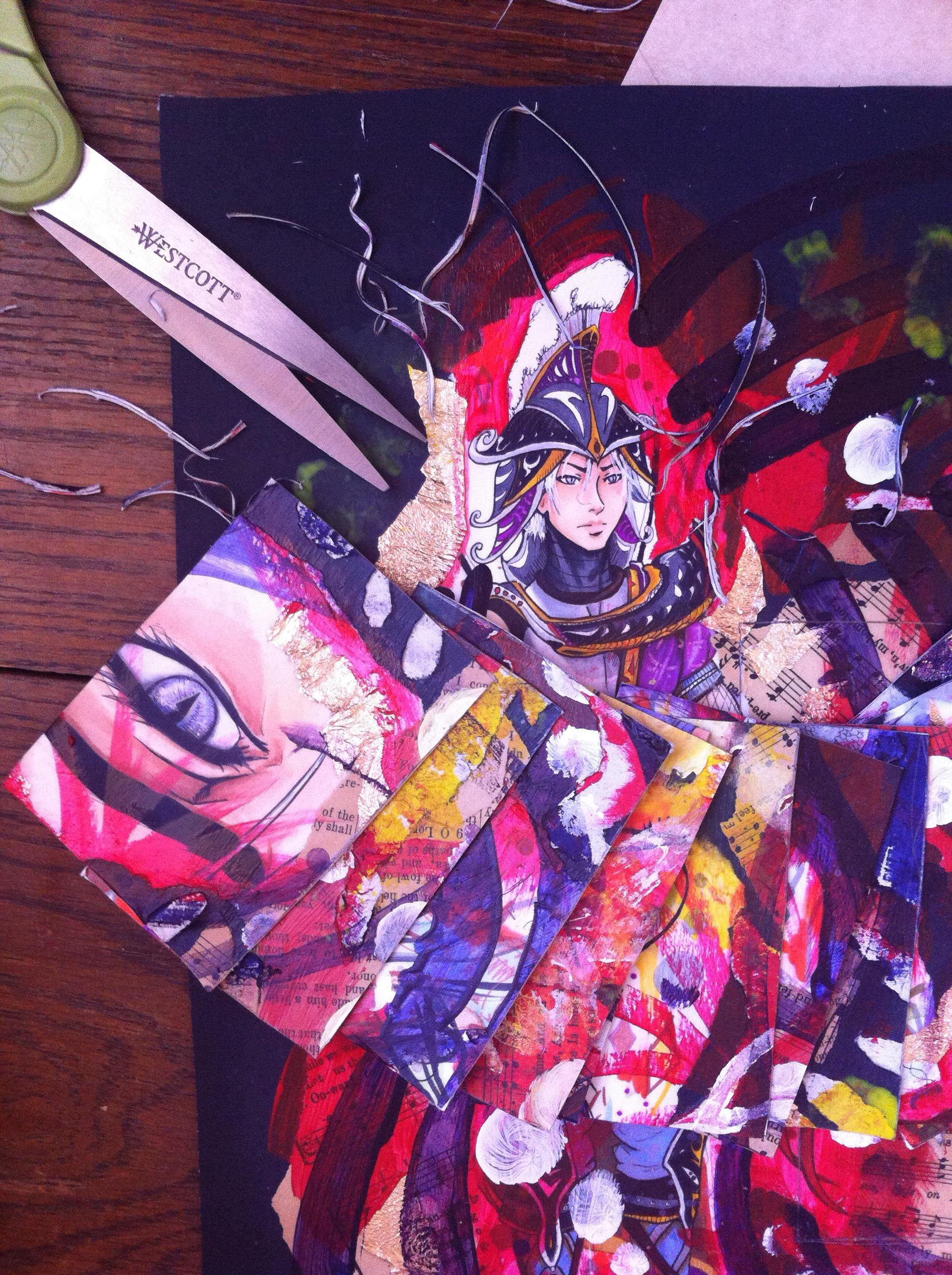 Artist Cards by Yavanni