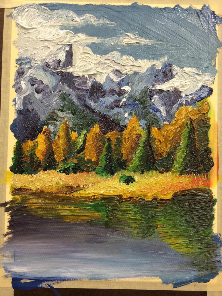 Autumn Bold by Yavanni